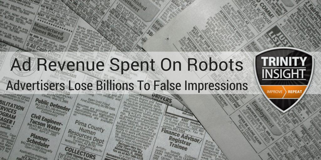 Bot Traffic Costs Advertisers Billions