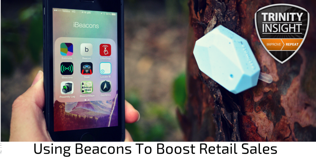 iBeacons Can Boost Instore Sales