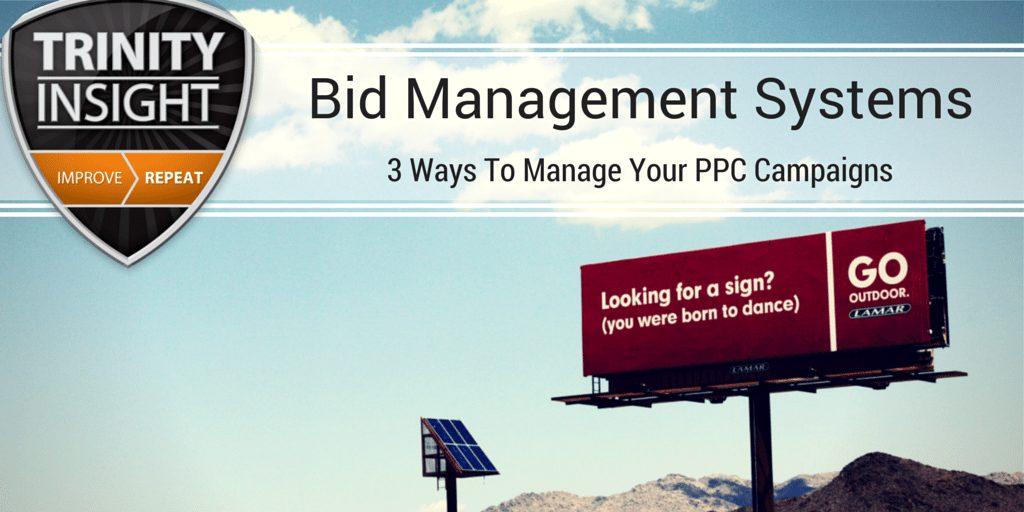 bid management systems