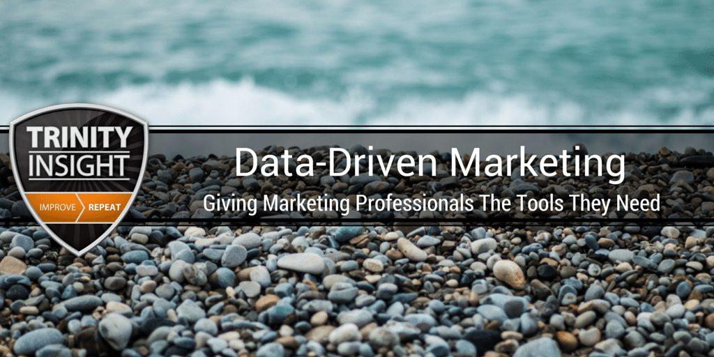 Marketers Prefer Data-Driven Reports