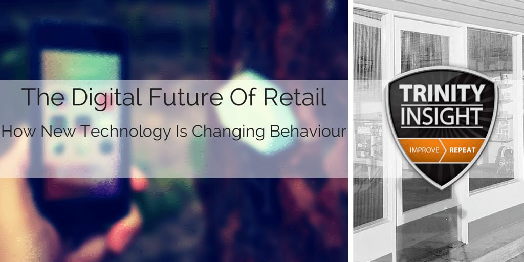 Smartphones Are Changing The Shopping Experience
