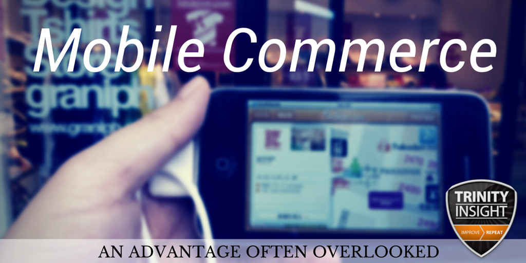 Most Retailers Ignore Mobile Commerce