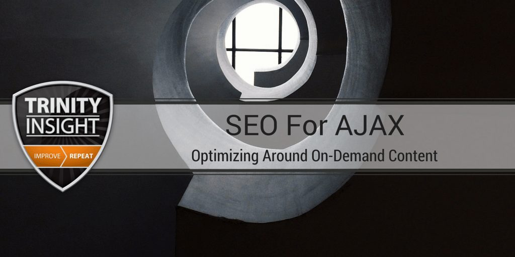 Optimized SEO For On Demand Content