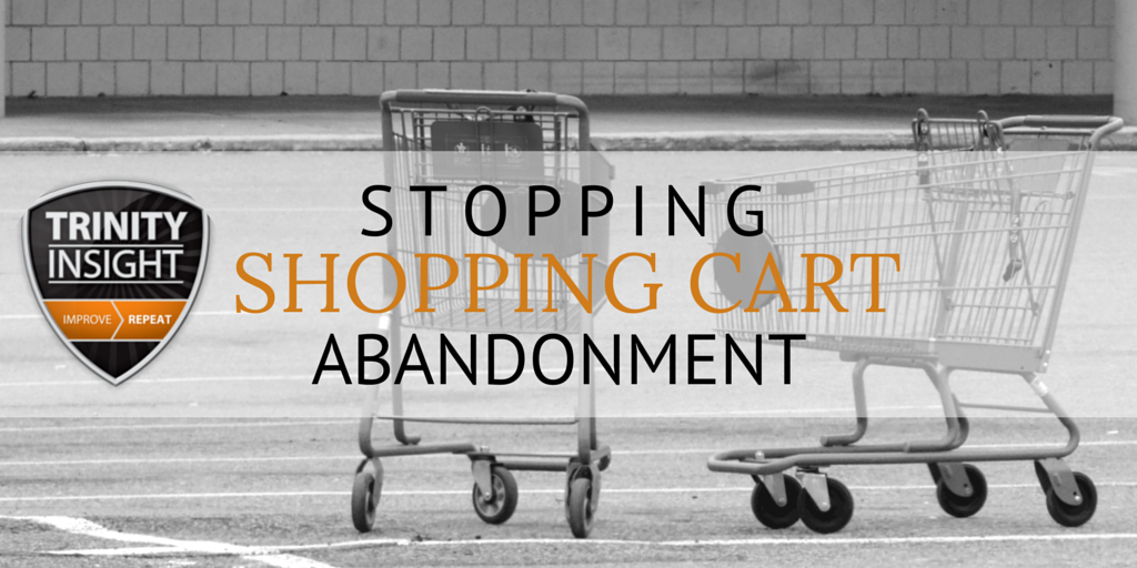 Shopping Cart Abandonment Solutions