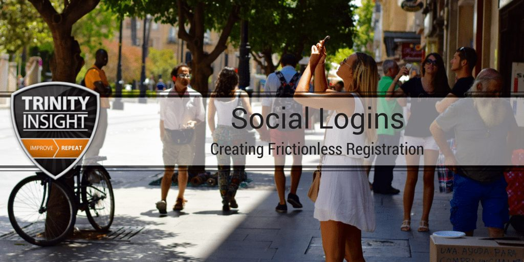 Social Logins Increasingly Popular