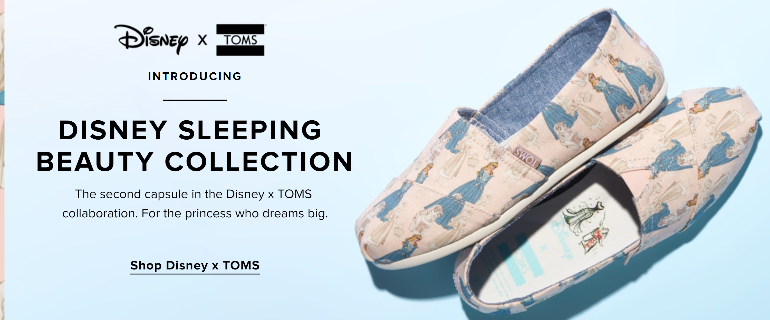 TOMS brand story