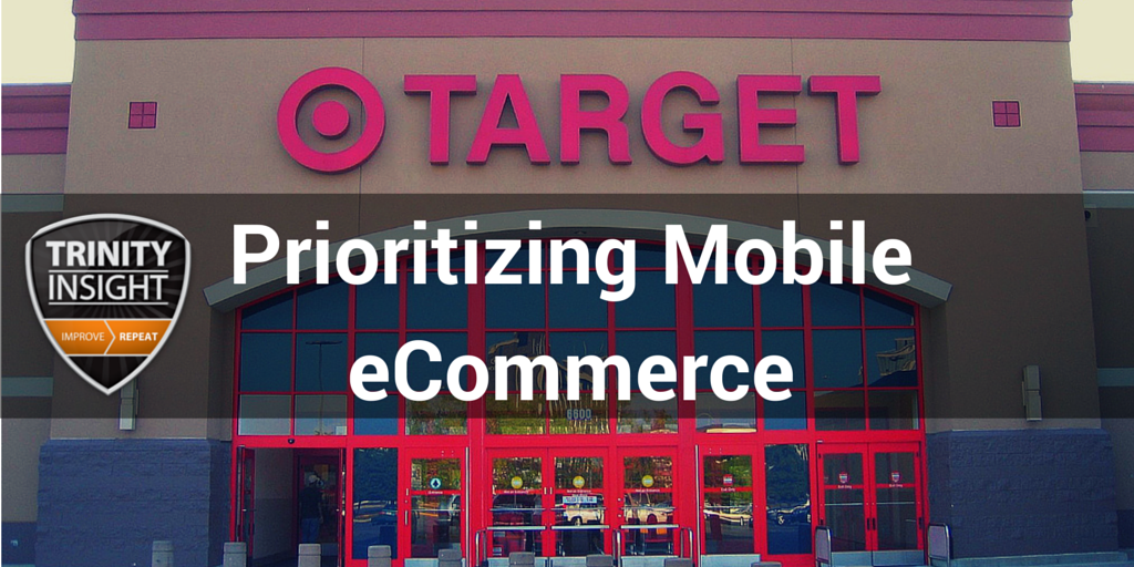 Target Focuses On Their Mobile Shopping Experience