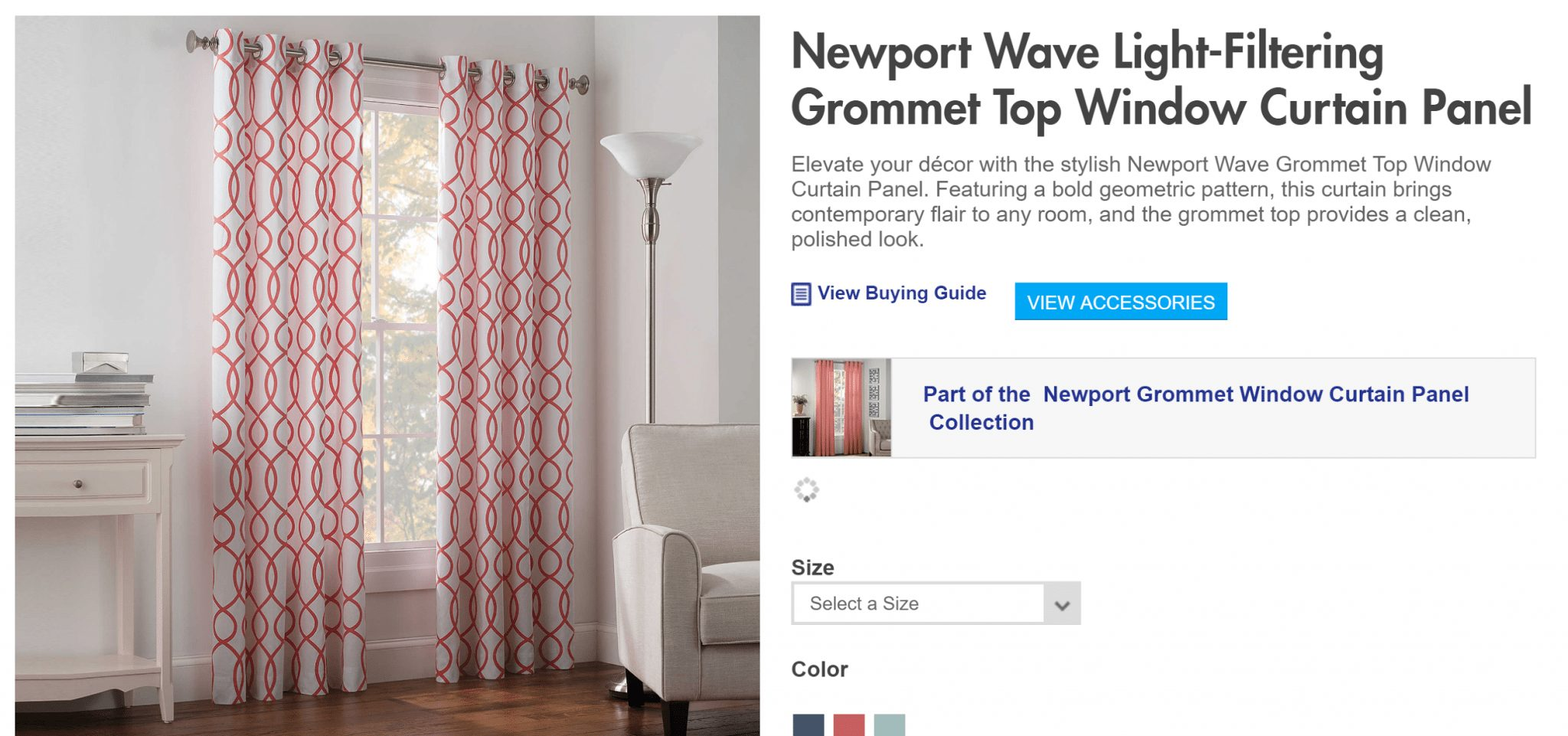 Curtain Review From Bed Bath & Beyond