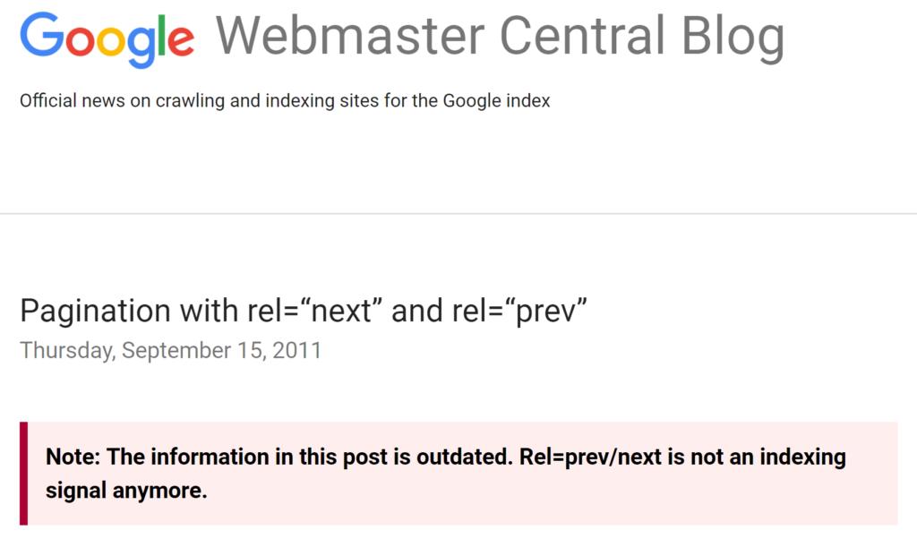 rel=prev/next